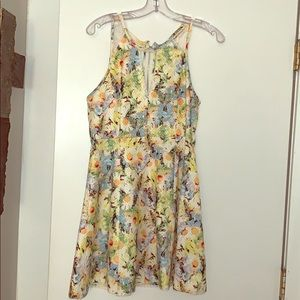 Ark & Co Floral Dress - Hello Easter Sunday!!